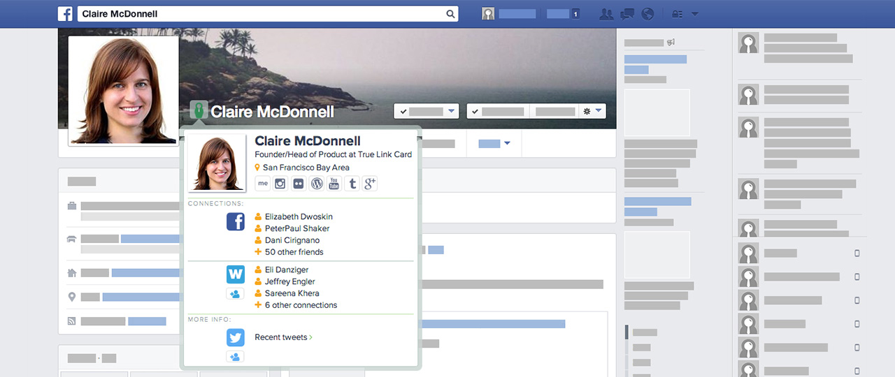 Chrome home screenshot facebook